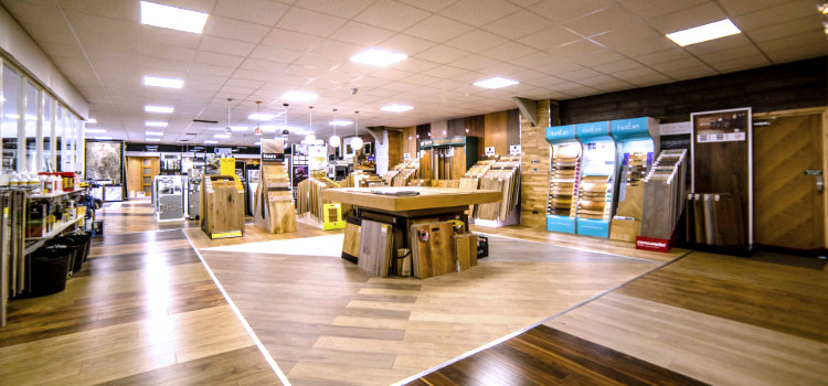Bullen Trading Wooden Flooring South Wales